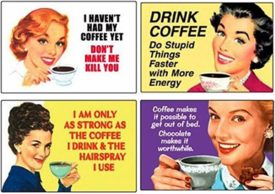 For the coffee moms